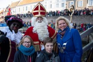 Sinterklaasintocht Heusde