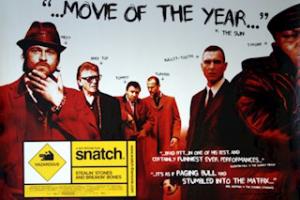 Filmvertoning: Snatch