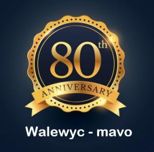 Reünie Walewyc 80 jaar