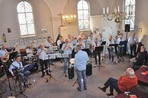 Optreden op het plein in Heusden!