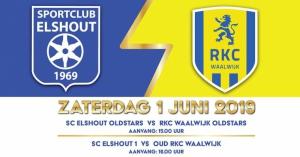 SC Elshout - Oud RKC Waalwijk