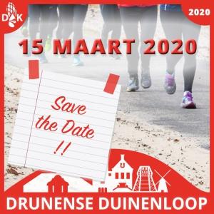 39e editie van de Drunense Duinenloop