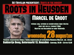 Marcel de Groot, Roots in Heusden