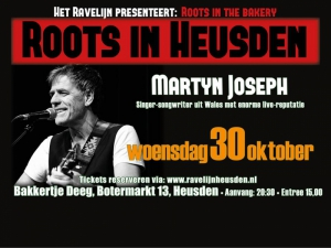 Martyn Joseph - Roots in Heusden