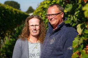 Open dagen wijngaard woutherushof