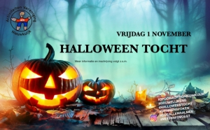 Halloweentocht nieuwkuijk