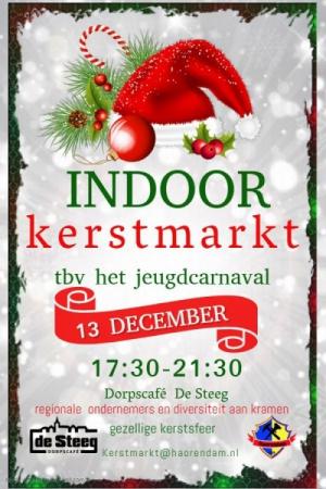 Indoor Kerstmarkt