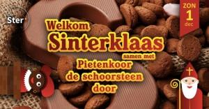 De Pietenkoor Sinterklaasshow