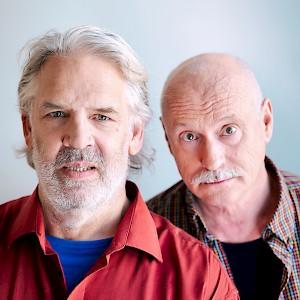 Arjan Ederveen & Jack Wouterse