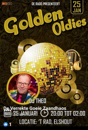 GOLDEN OLDIES OPWERMER