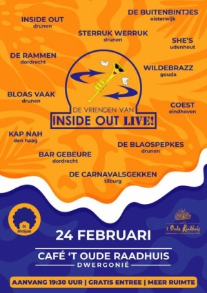 De Vrienden van Inside Out Live!