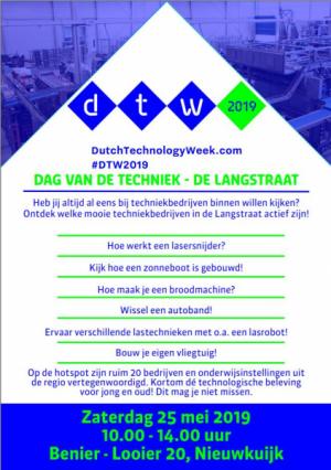 Dag van de Techniek De Langstraat