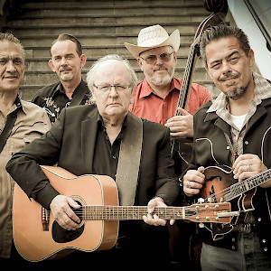 The Blue Grass Boogiemen & Cor Sanne