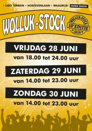 Wolluk - Stock Festival 2019