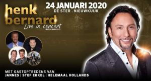 Henk Bernard - Live in concert