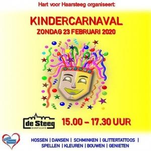 Kindercarnaval in De Steeg Haarsteeg