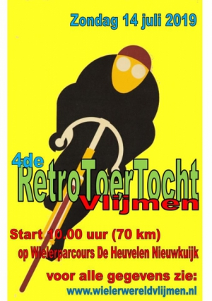 4e RetroToerTocht
