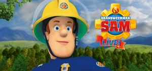 Brandweerman Sam Live!
