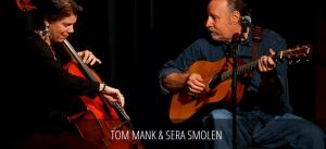 Tom Mank en Sera Smolen met als gast zangeres Janet Cotraccia